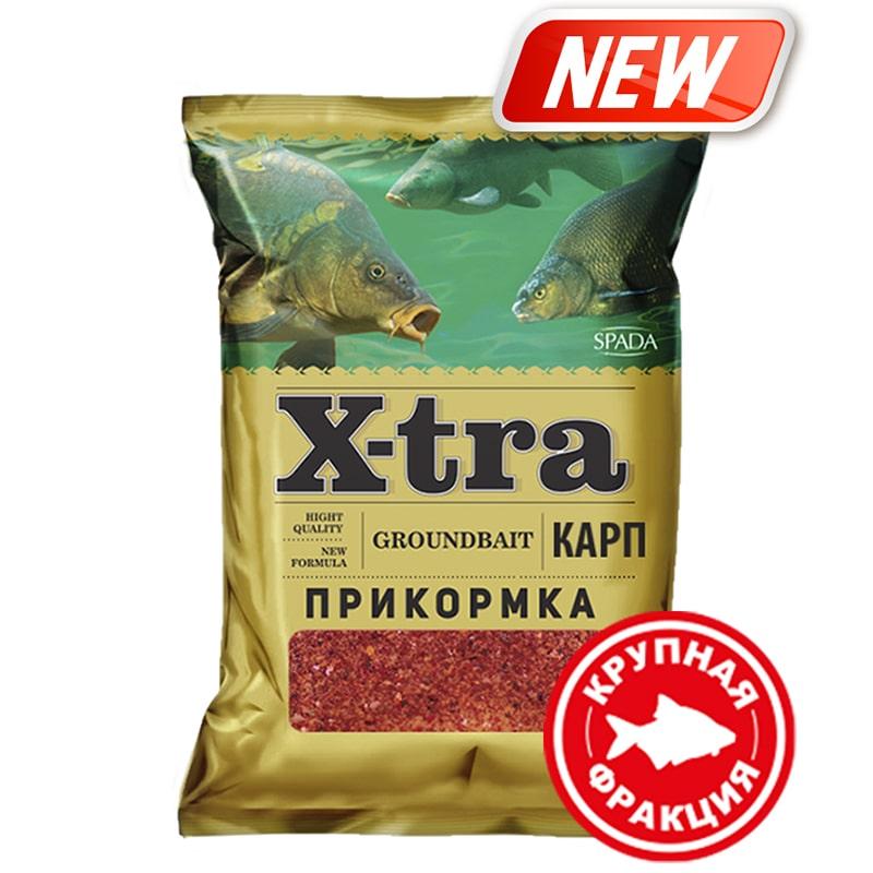 Прикормка X-TRA